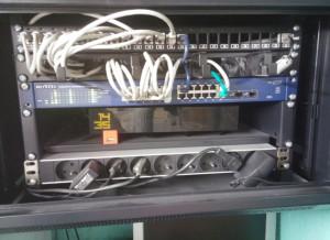 impianto rete cablato